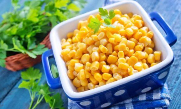 польза кукурузы