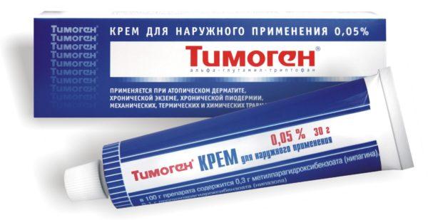 препарат Тимоген