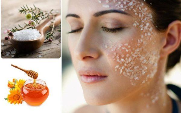 Йодированная соль в косметологии